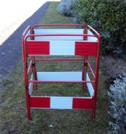 Safety Barriers (See Product Options For Various Sizes & Extras)